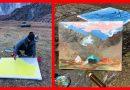 दीपक भदौरिया ने 'जोश प्रोजेक्ट' में बर्फीले पहाड़ों की गोद में कुदरती नज़ारों की लाइव पेंटिंग बनाकर सबको अचम्भे में डाल दिया! किन्नर और एलजीबीटीक्यू समुदाय के युवाओं ने 'जोश प्रोजेक्ट' के तहत 'माउंट फ़्रेंड्शिप' की चोटी को किया था फ़तह!
