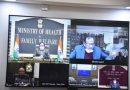 भारत ने इस कठिन समय में स्वदेशी रूप से निर्मित टीकों की आपूर्ति करके विश्व समुदाय का विश्वास अर्जित किया है- डॉ. हर्षवर्धन