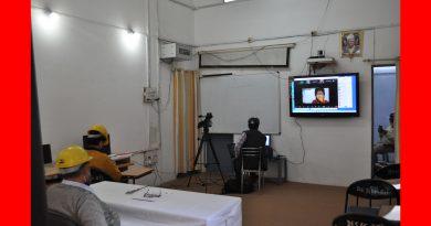 डीईआई में फोटो पत्रकारिता की विकास यात्रा, वर्तमान में उपयोगिता और भविष्य की चुनौतियों पर हुई चर्चा