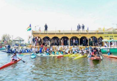 जम्मू-कश्मीर काउंसिल श्रीनगर में वाटर स्पोर्ट्स की सुविधा को दुनिया की बेहतरीन सुविधाओं में से एक बनाने की पूरी कोशिश कर रही है-किरेन रिजिजू