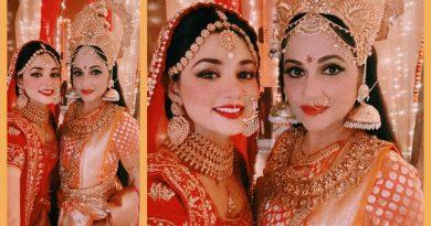 ग्रेसी सिंह और तन्वी डोगरा ने सबको 'चैत्र नवरात्रि' की शुभकामनाएं दी