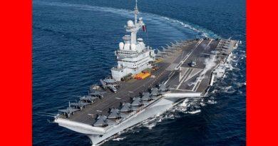 भारत और फ्रांस की नौसेनाओं के बीच द्विपक्षीय अभ्यास 'वरुण-2021' का आयोजन