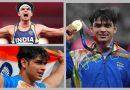 भाला फेंक खिलाड़ी नीरज चोपड़ा एथलेटिक्स में ओलंपिक स्वर्ण पदक जीतने वाले पहले भारतीय बने, टोक्यो ओलंपिक में भारत को मिला सातवां पदक जो देश को अभी तक मिले सबसे ज्यादा पदक हैं!